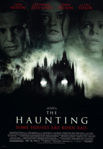 плакат фильма Призрак дома на холме