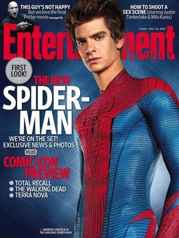 другие Новый Человек-паук Эндрю Гарфилд,