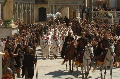 кадр №8209 из фильма Последний легион