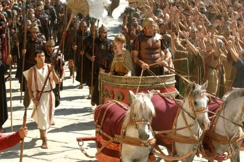кадр №8210 из фильма Последний легион