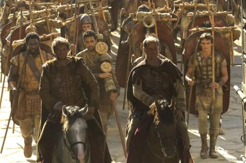 кадр №8215 из фильма Последний легион