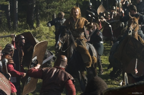 кадр №8222 из фильма Последний легион