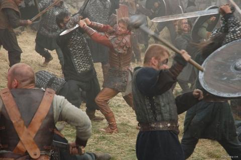 кадр №8224 из фильма Последний легион
