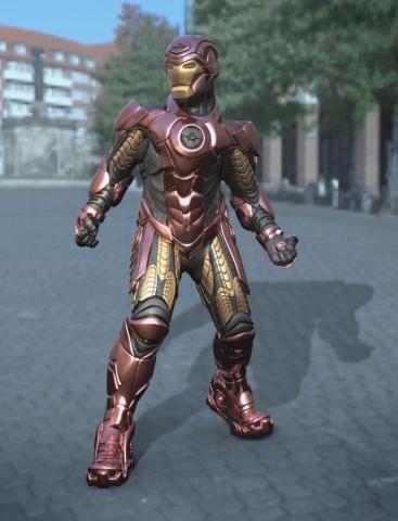 концепт-арты Железный человек