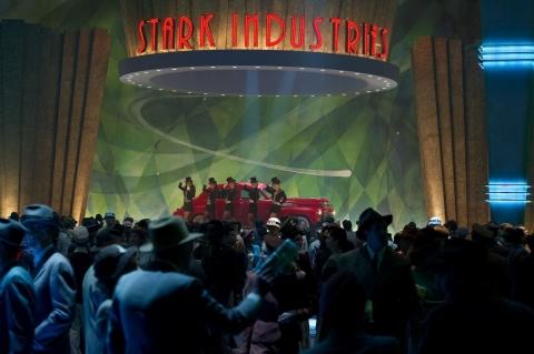 кадры из фильма Первый Мститель