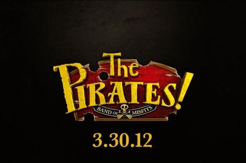 плакат фильма тизер биллборды Пираты: Банда неудачников