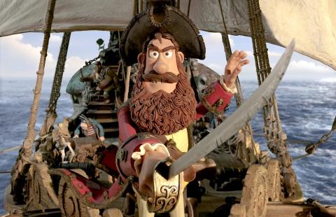 кадры из фильма Пираты: Банда неудачников