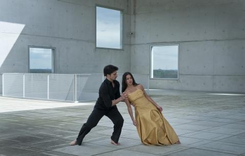 кадр №82718 из фильма Пина: Танец страсти 3D
