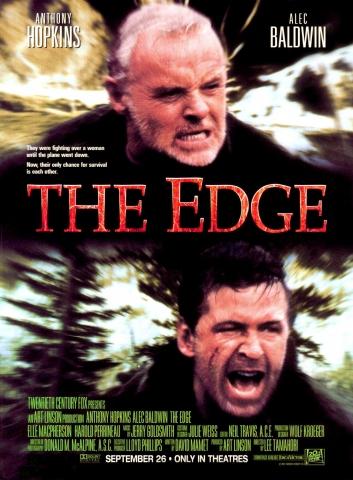 плакат фильма На грани