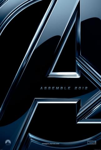 плакат фильма тизер Мстители