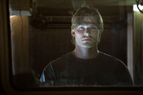 кадры из фильма Челюсти 3D Крис Кармак,