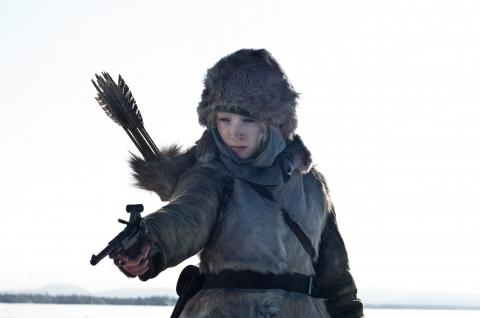 кадры из фильма Ханна. Совершенное оружие Сирша Ронан,