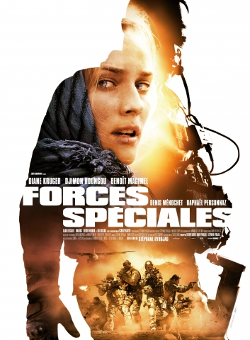 плакат фильма постер Отряд особого назначения