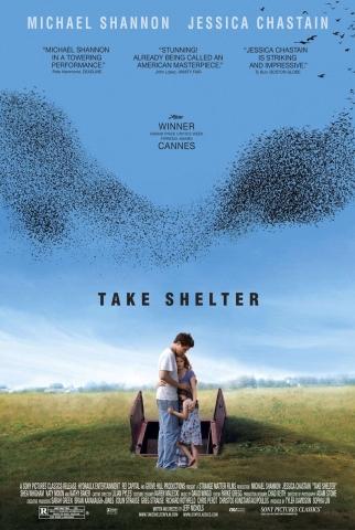 плакат фильма постер Укрытие