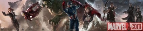 плакат фильма характер-постер Мстители