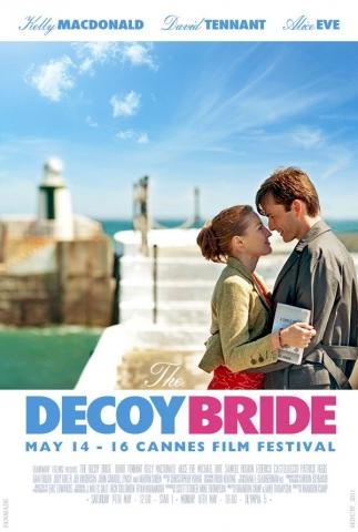 плакат фильма сейлс-арт Ловушка для невесты