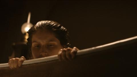 кадры из фильма Кошмар за стеной Летиция Каста,