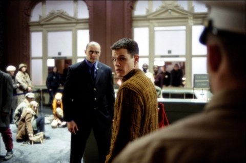 кадр №83923 из фильма Идентификация Борна