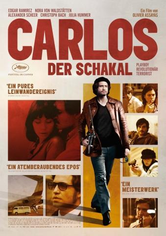 плакат фильма Карлос