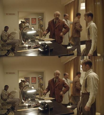 кадр №84038 из фильма Первый Мститель