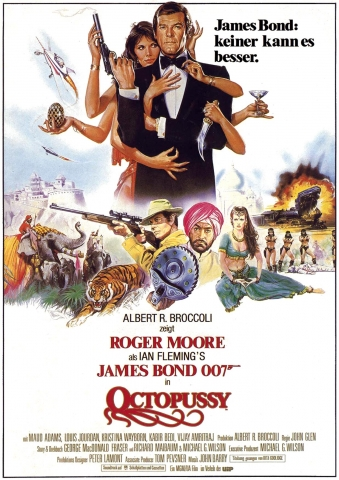 плакат фильма Осьминожка