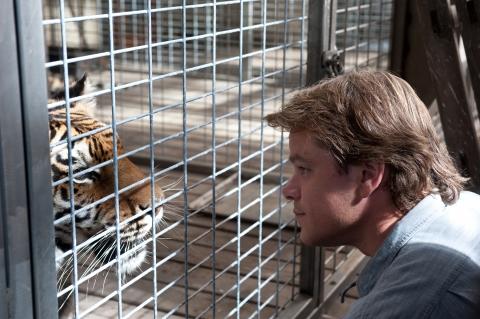 кадры из фильма Мы купили зоопарк Мэтт Дэймон,