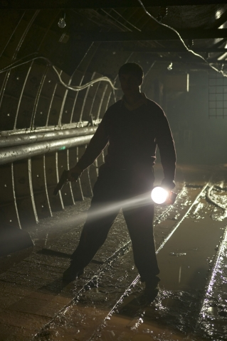 кадр №8423 из фильма Путевой обходчик