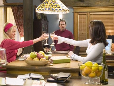 кадры из фильма Добро пожаловать или соседям вход воспрещен Кристин Ченуэт, Кристин Дэвис, Мэтью Бродерик,