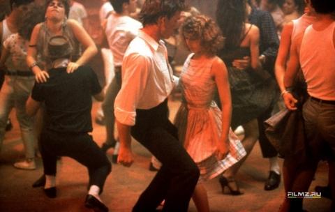 кадр №84481 из фильма Грязные танцы