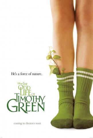 плакат фильма тизер Странная жизнь Тимоти Грина