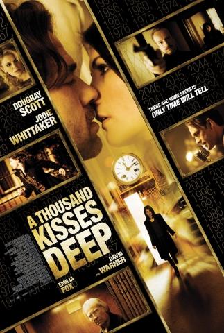 плакат фильма постер Тысяча поцелуев*