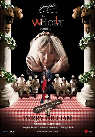 плакат фильма постер Целое семейство*