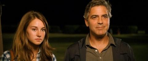 кадры из фильма Потомки Шайлин Вудли, Джордж Клуни,