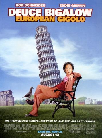 плакат фильма постер Мужчина по вызову 2