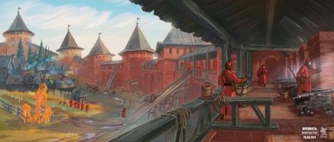 кадр №84963 из фильма Крепость: щитом и мечом