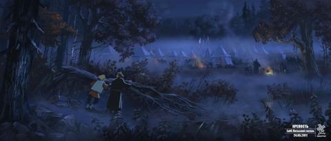 кадр №84970 из фильма Крепость: щитом и мечом