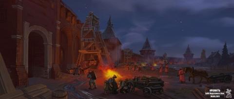 кадр №84972 из фильма Крепость: щитом и мечом