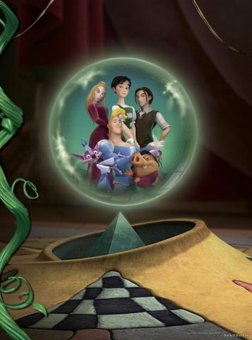 кадр №8534 из фильма Новые приключения Золушки