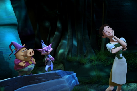 кадр №8536 из фильма Новые приключения Золушки