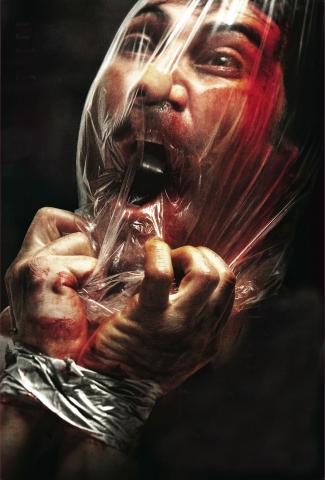 плакат фильма постер textless Захват