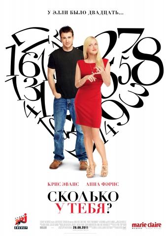 плакат фильма постер локализованные Сколько у тебя?