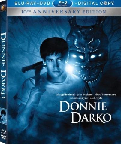 плакат фильма Blu-Ray Донни Дарко