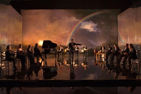 кадры из фильма Фламенко, фламенко
