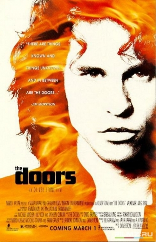 плакат фильма Дорз
