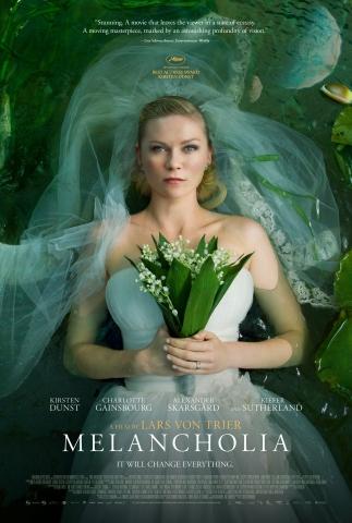 плакат фильма постер Меланхолия