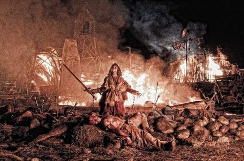 кадры из фильма Конан-варвар