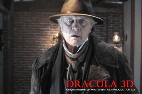 кадры из фильма Дракула 3D* Рутгер Хауэр,