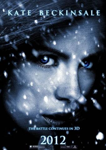 плакат фильма тизер Другой мир: Пробуждение