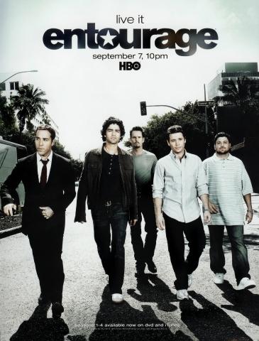 плакат фильма постер сезон 5 Красавцы