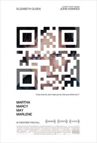 плакат фильма постер Марта Марси Мэй Марлен